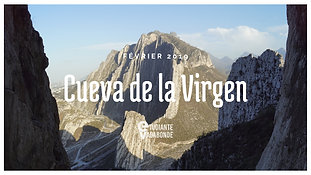 Cueva de la Virgen, Mexique