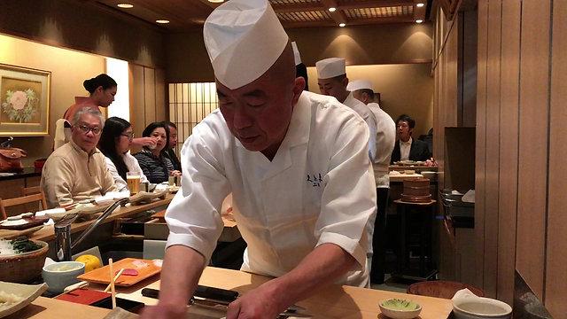 Ginza Kyubey Sushi