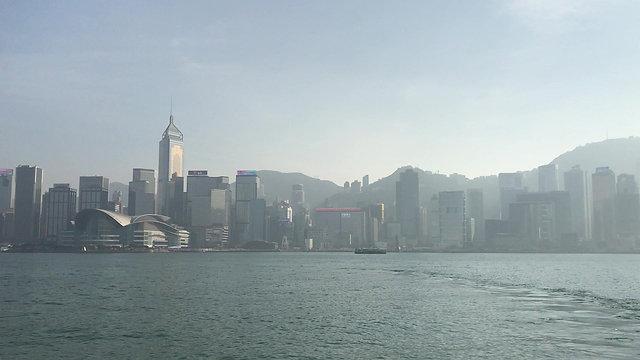 HK Skyline & Ferry