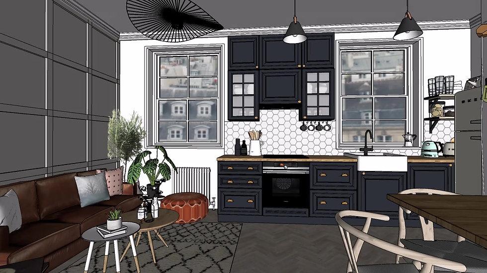 Copenhagen Kitchen Design