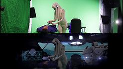 Returned VFX Before and After - Spaceship