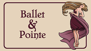 TDS - Ballet and Pointe Program