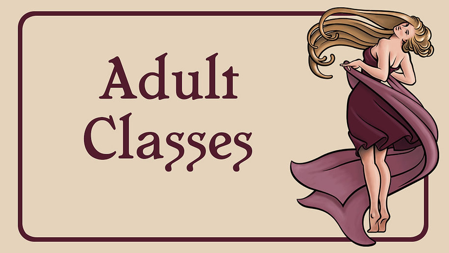 TDS - Adult Classes