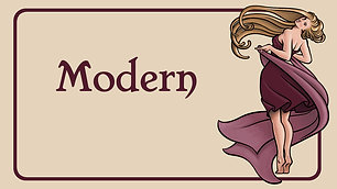 TDS - Modern Program