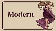 Terpsichorean Modern