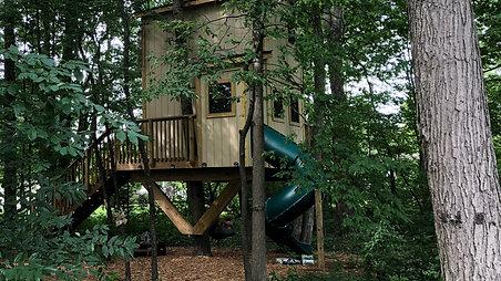 Wonderland Treehouse Tour