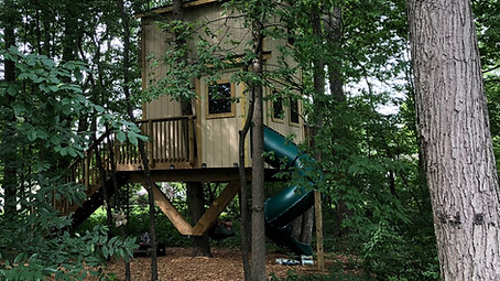 Wonderland Treehouse Tour
