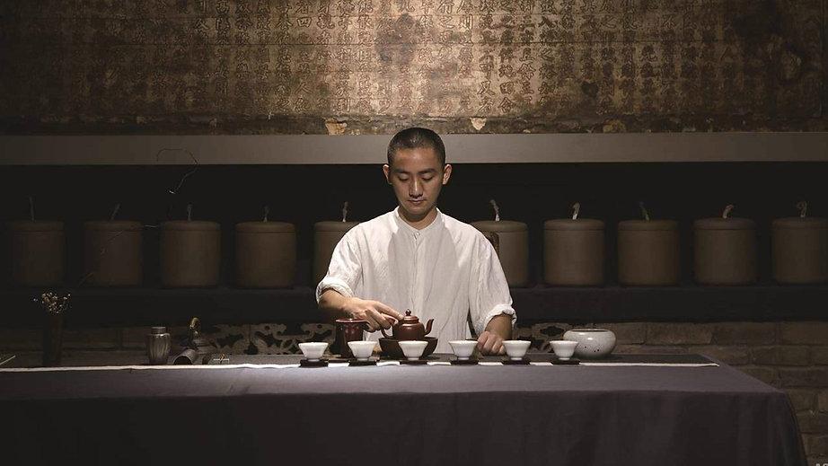 Chinese tea & tea set