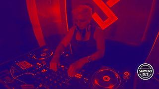 Samuri DJs' Saam Ishi on the Decks