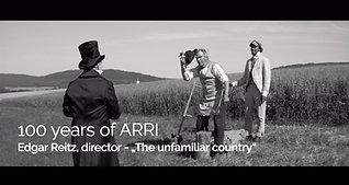"""ARRI 100 - Edgar Reitz """"Das Unbekannte Land"""" (2017)"""