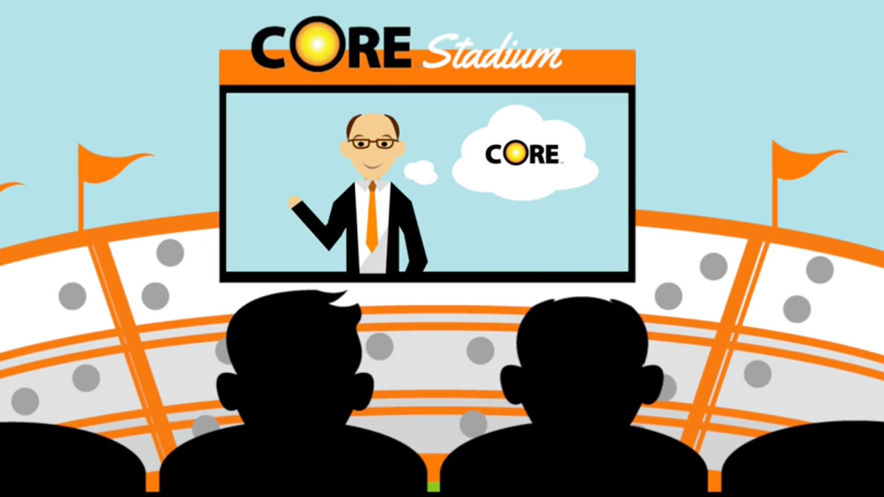 CORE Media Group Intro Video