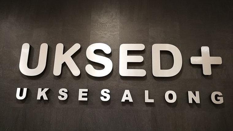 UKSED+ Uksesalong