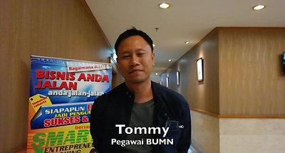 Seminar & Testimoni Bekasi 2019