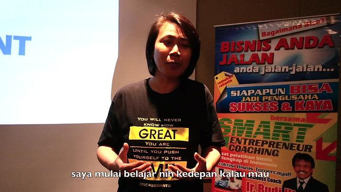 Testimoni Workshop Jakarta
