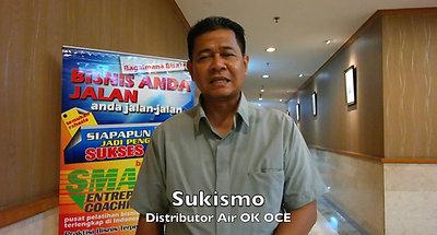 Testimoni Seminar Distributor Air OK OCE