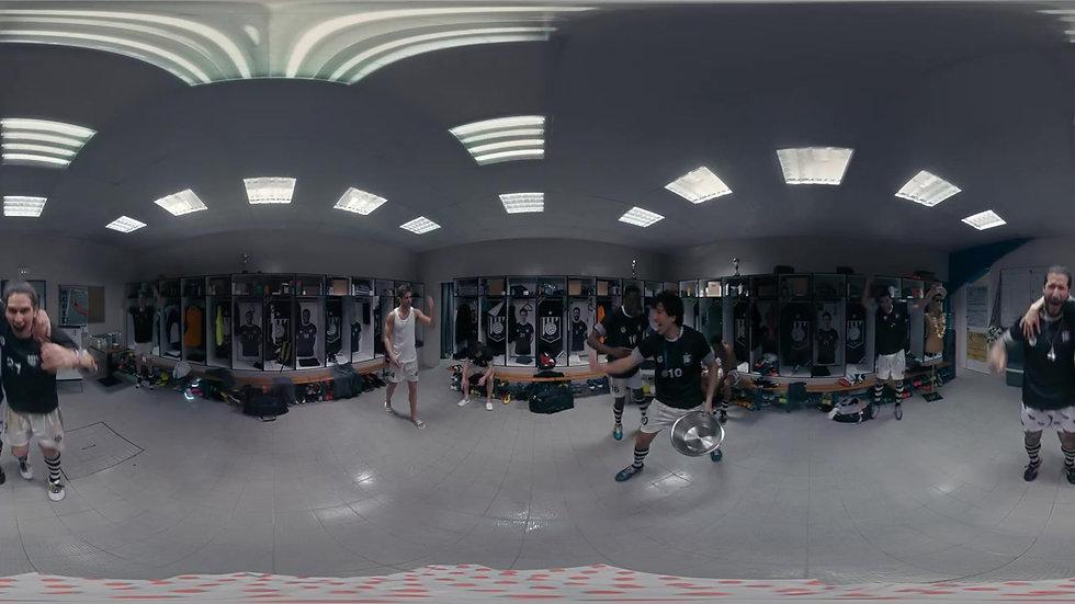 360° video - Orange Sponsors You The Star of Euro 2016 Polis