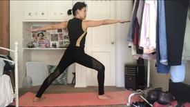 10 Minute Vinyasa Yoga