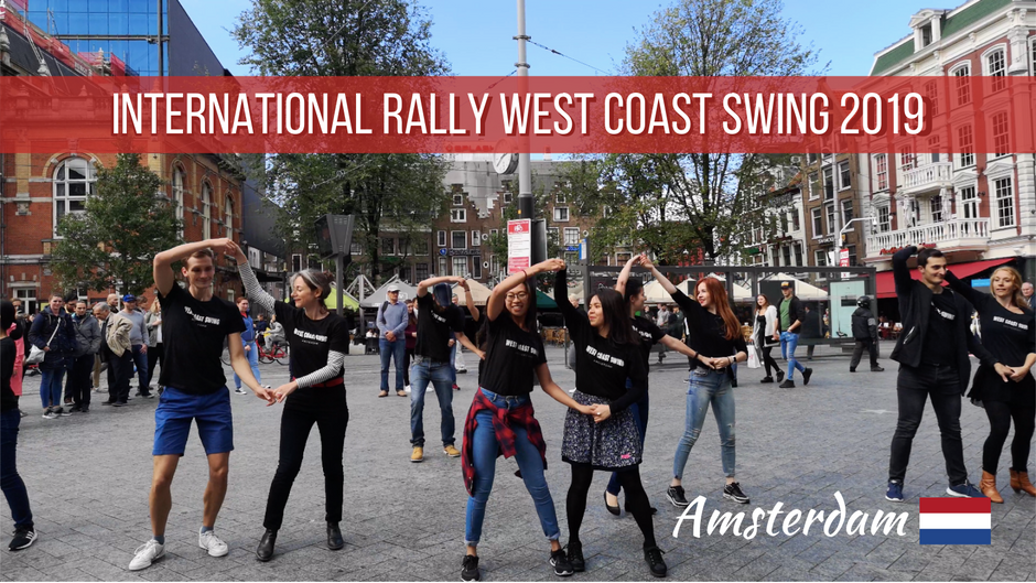 International Rally West Coast Swing 2019 - Amsterdam