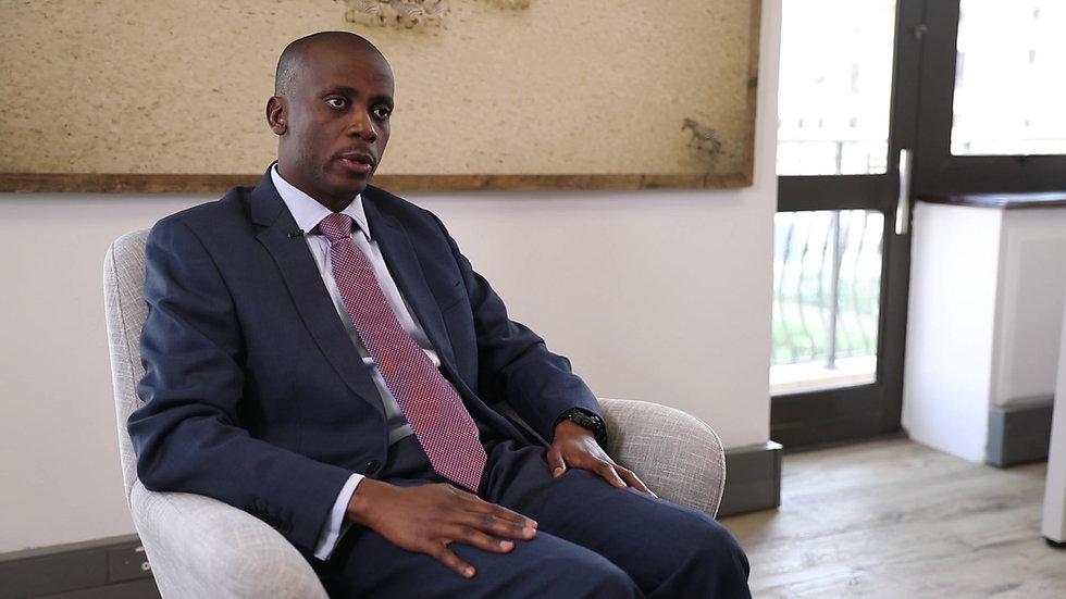 Charles Mwebeiha