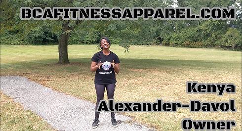 BCA Fitness Apparel
