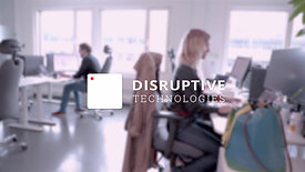 Case study - Disruptive Technologies