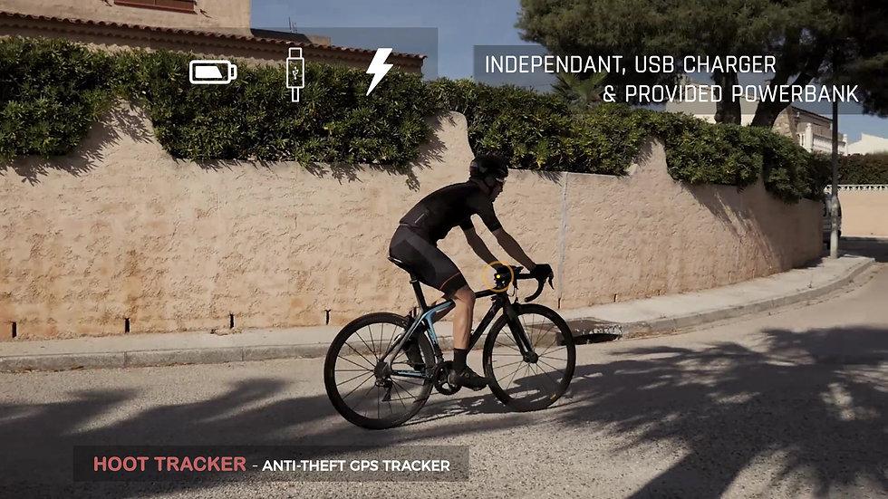 Hoot - Anti-theft GPS Tracker