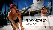 PROSTOROVÉ SLIDESHOW - BEZ NUTNOSTI 3D BRÝLÍ | 2D TO 3D PHOTO EFFECTS | HOLIDAYS