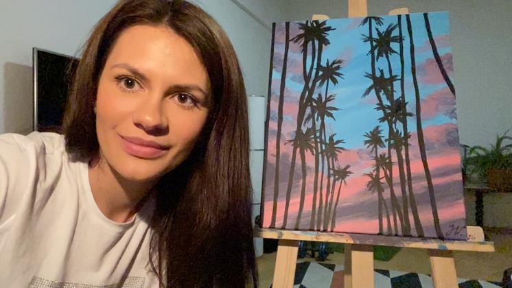 Maľujeme doma s PaintPeople