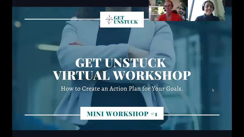 Online Career Coaching Mini Workshop