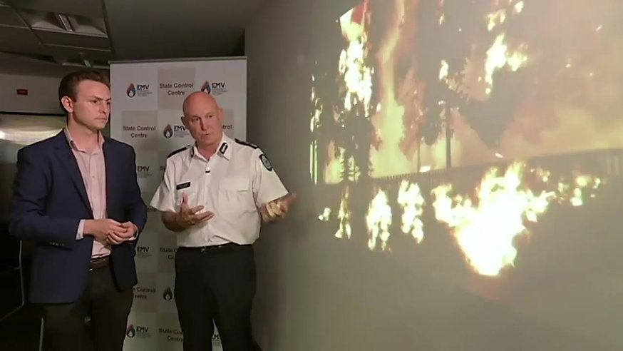 VR Bushfire Awareness
