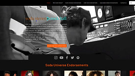 Pagina Web Soda Stereo Rock Hall