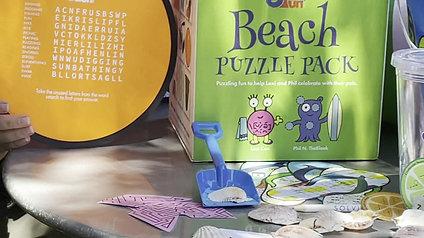 Beach Puzzle Pack