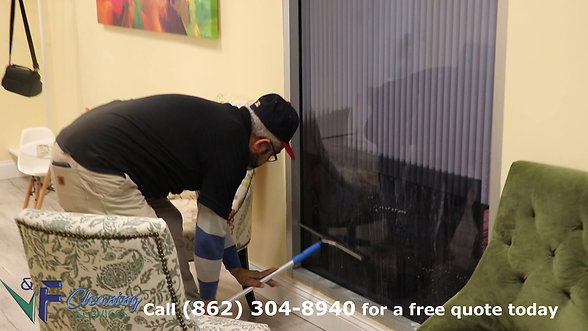 VYF Project Window Cleaning Video