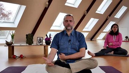 Nirmala Yoga Morgen Meditation mit Sven Oliver