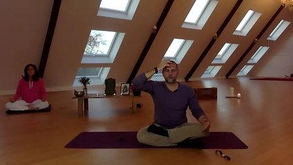 Meditation und Philosophie mit Oliver