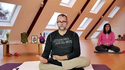 Nirmala Yoga Meditation der Meister mit Sven Oliver
