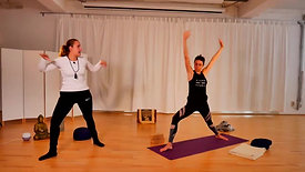 Ayurveda Yoga  mit Tina