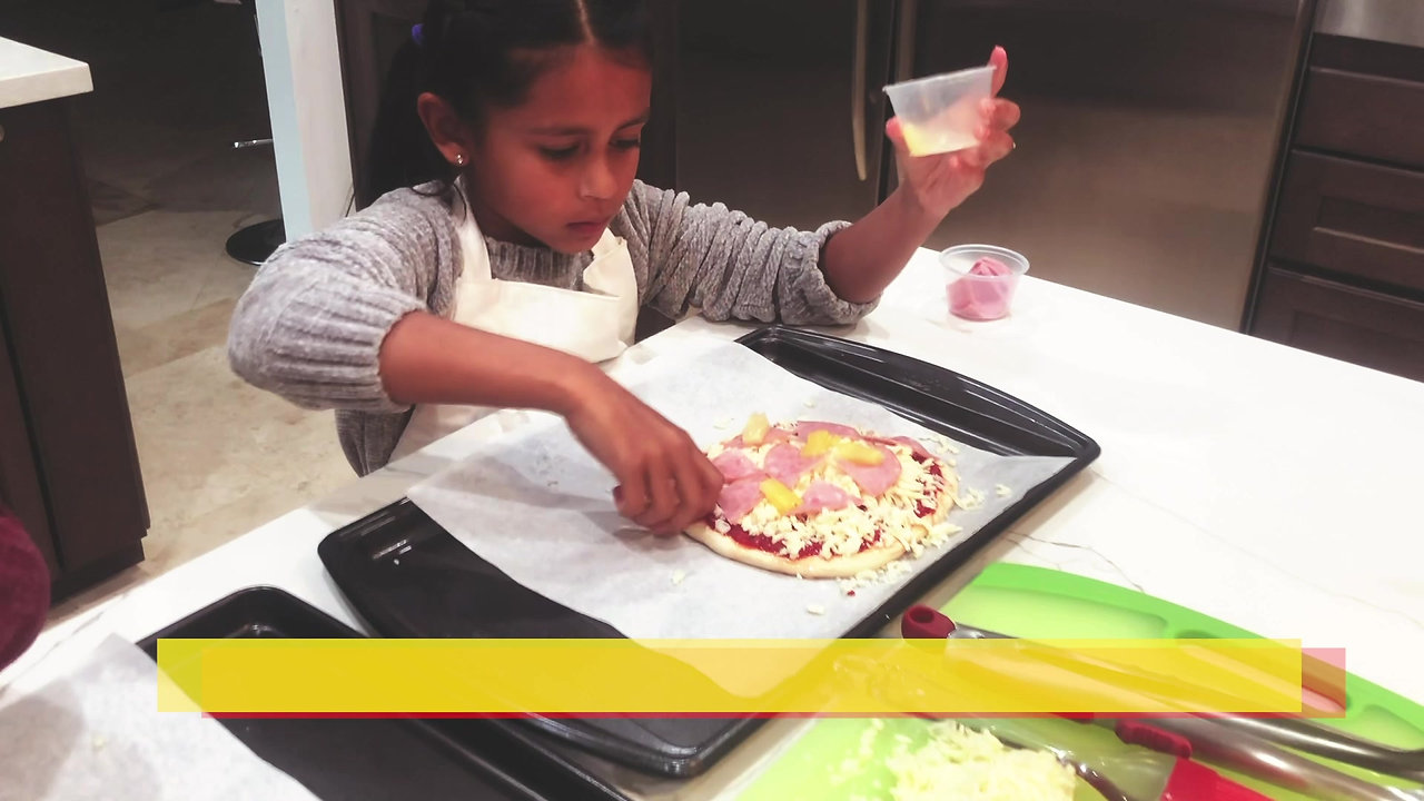 Spaghetti Eddie's Pizza Kit