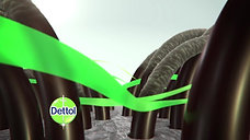 DETTOL SHAMPOO -  MIDDLE EAST