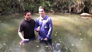 PSBC Youth Baptism