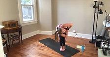 August Yoga Class