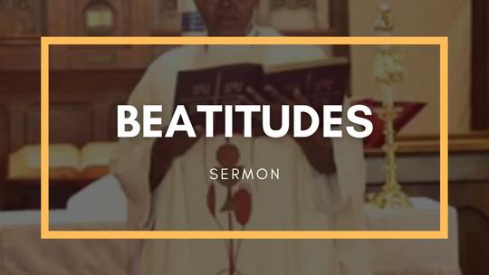 The Beatitudes, 2020