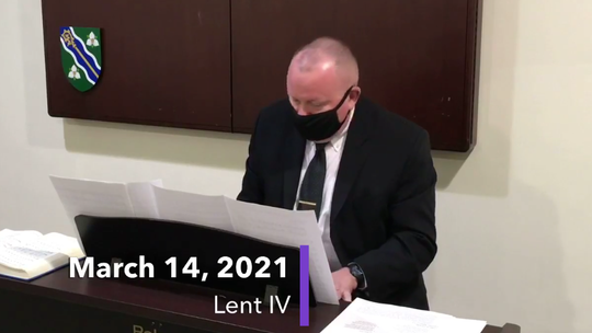Sunday, March 14 - Lent IV Prayers with Bishop Susan