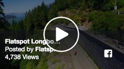 Flatspot Longboards Team Rider: Sho Ouellette