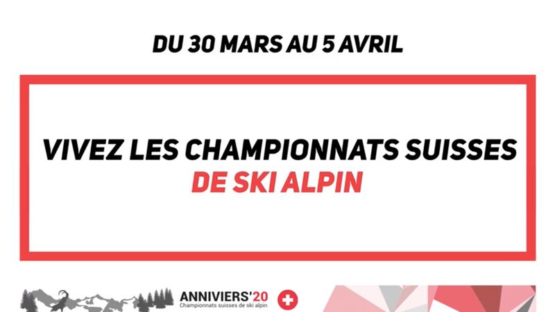 Championnats suisses de ski alpin