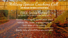 Military Spouse Coaching Call1: Intros