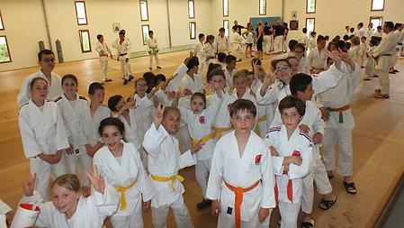 Présentation du Club Yzeure Judo