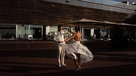 Slideshow - La boda de Nuria y Carl - Cádiz