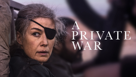 A PRIVATE WAR Official Trailer (2018) Rosamund Pike, Drama Movie HD