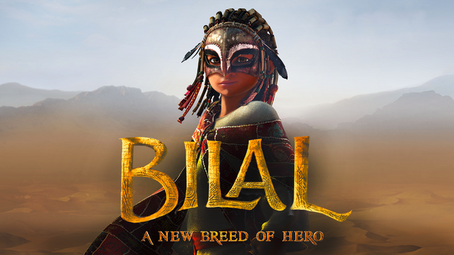 BILAL: A New Breed of Hero Teaser   Feb 2, 2018 Release